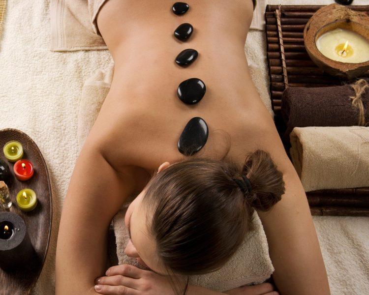 Massage pierre chaude Lingolsheim